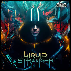 Liquid Stranger_Neon Art Series by Zihke