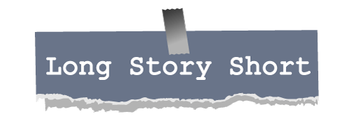 Long Story Short Logo by ZacharyStraub