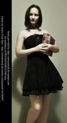 Bookworm by SariennStock