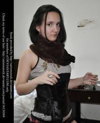 Mathilde 4 by SariennStock