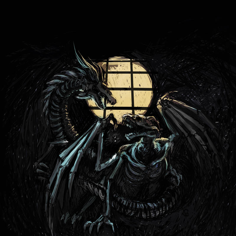 Album Art: Tomb of the Gods