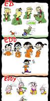 EE'nE Emotes 'n Run Cycles