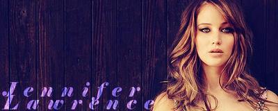 Jennifer Lawrence Signature (no boarder) by Miyra