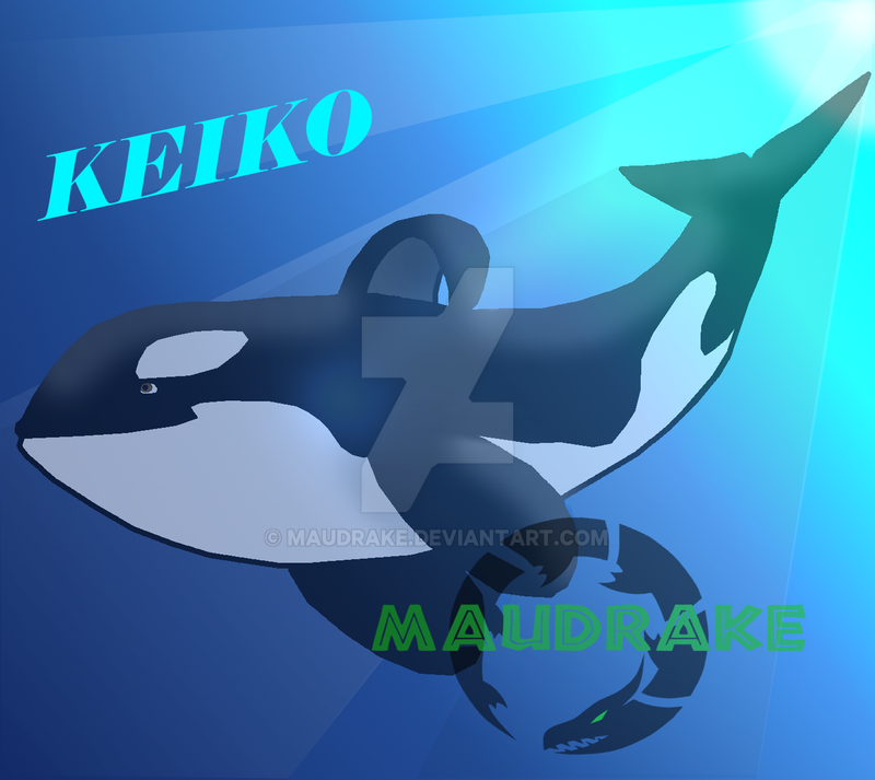 A Tribute for Keiko by maudrake ...