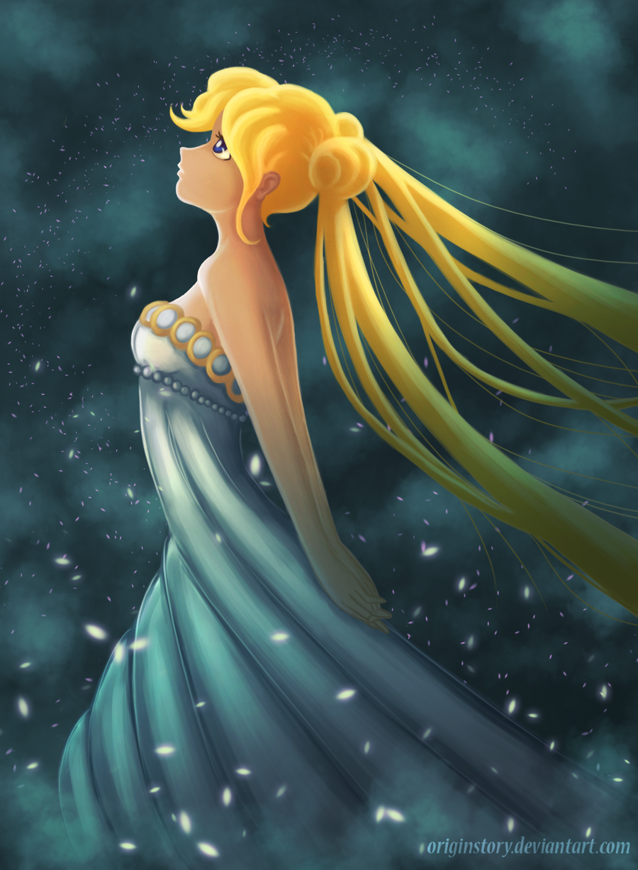 Princess of the Moon by OriginStory