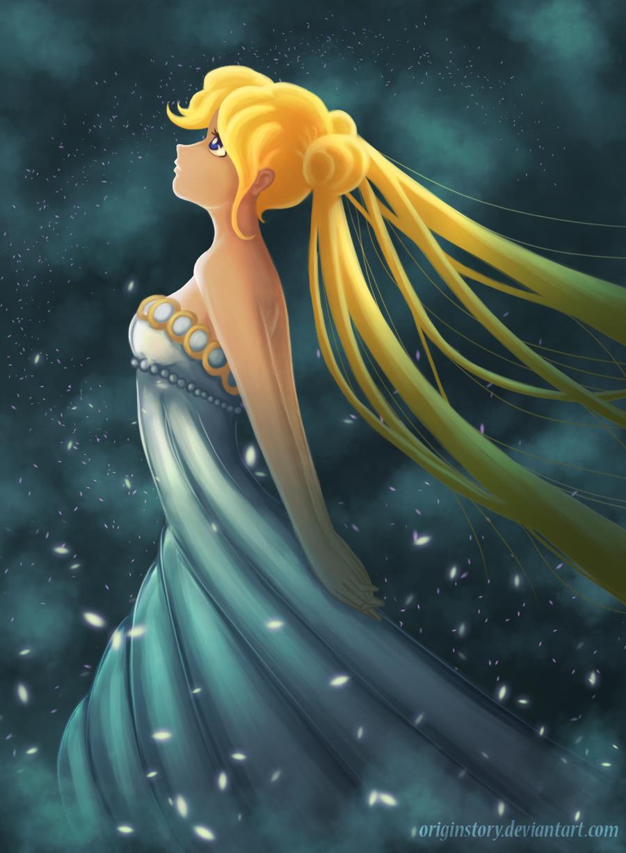 Princess of the Moon by OriginStory