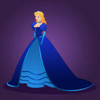 Cinderella Redesign 2 by OriginStory