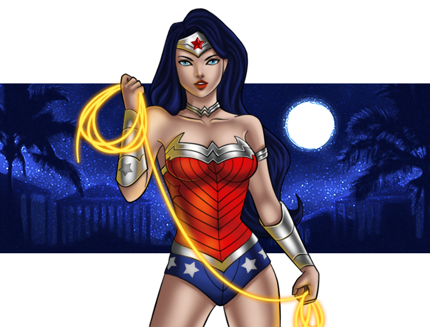Wonder Woman by OriginStory