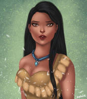 Pocahontas by OriginStory