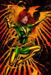 Phoenix by Leomatos - colors