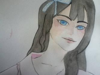 Suki by gingerhighlandergirl