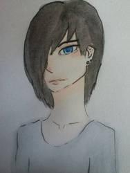 Yuudai by gingerhighlandergirl