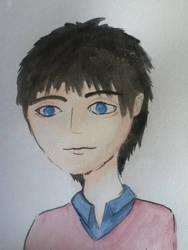 Tadashi by gingerhighlandergirl