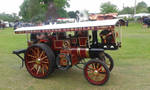 Never put your traction engine through a hot wash