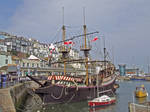 'The Golden Hind'