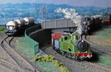 LNER J50 for Ross (ThomasFan21) by Brit31