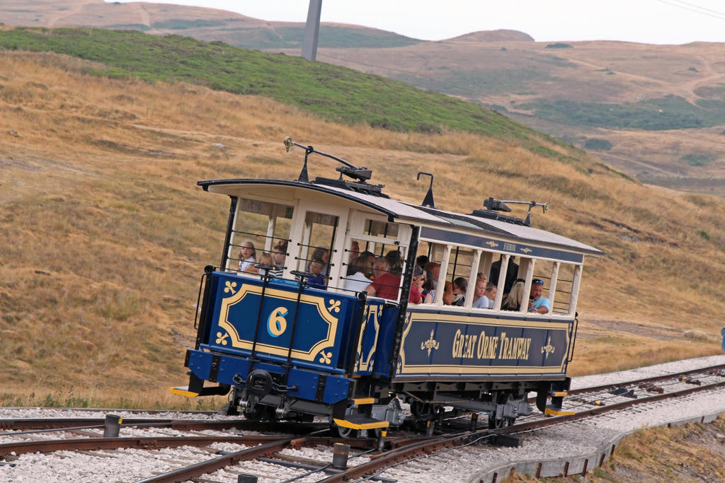 The Great Orme Tramway by Brit31 on DeviantArt