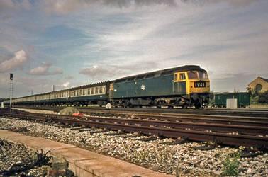 British Rail Corporate Image 1970s by Brit31