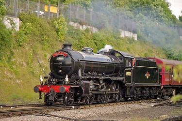 62005 at Chorleywood by Brit31