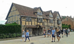 Shakespeare's Birthplace  - 1