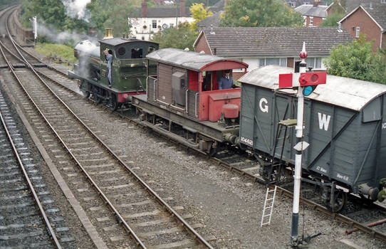 South Wales engine