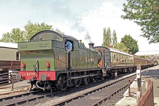 Gloucestershire trains