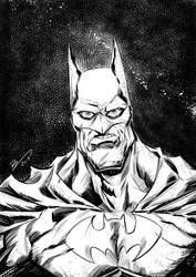 BATMAN by BartaSzabolcs