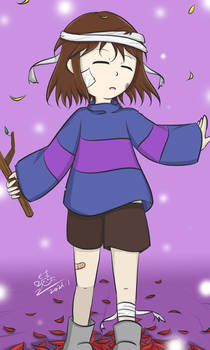 Past and present(Frisk version)