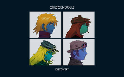 Crescendolls Wallpaper (Full Screen) by PeaDafter