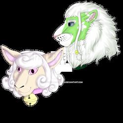 [Digital Art] ~ Yu and Rova ~