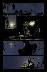 AMERICAN VAMPIRE by Sean Gordon Murphy by luclabelle