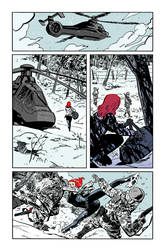 CAPTAIN AMERICA 619 by Chris Samnee by luclabelle