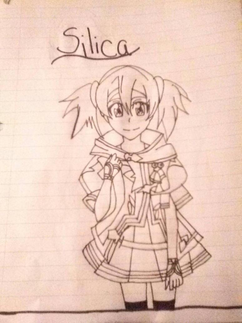 Silica SAO by BrandiGrande17