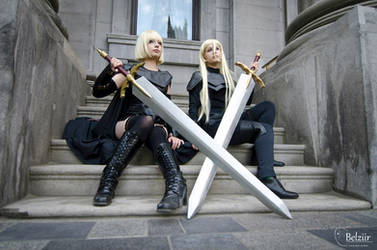 Claymore: +Guardians+