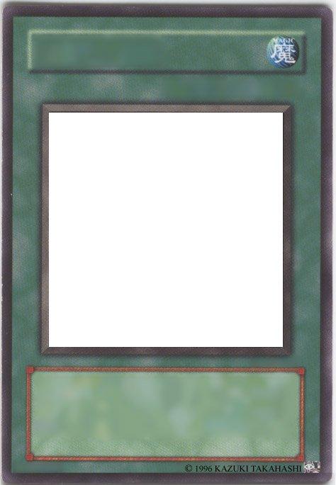 Blank Yu-Gi-Oh Cards 3 by Pharaoh-Yami