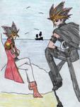 Yami and Yugi - Pirates
