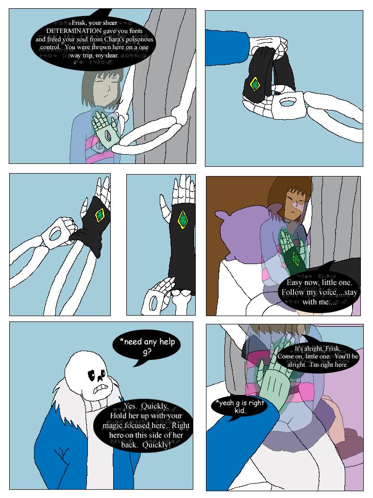 RipTale Comic Page-18 by Pharaoh-Yami