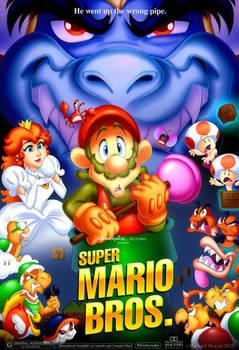 MAR10 Day 2021 - Super Mario Bros 1 Animated Movie