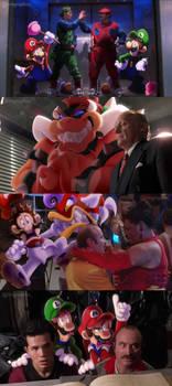Who Framed Mario Mario?
