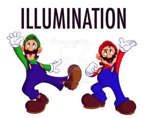 Illumination Mario Movie Intro