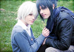 Shion And Nezumi Cosplay - Look No Further