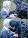 Shion And Nezumi Cosplay - Innocence