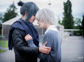 Shion And Nezumi Cosplay - Forever by DakunCosplay