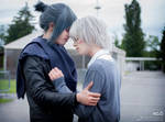 Shion And Nezumi Cosplay - Forever
