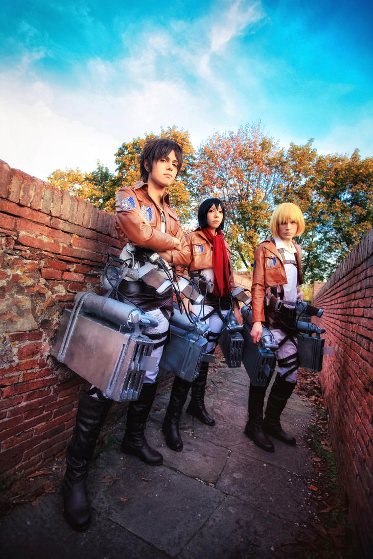 Treacherous - Snk Cosplay by DakunCosplay