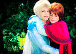 Anna // Elsa