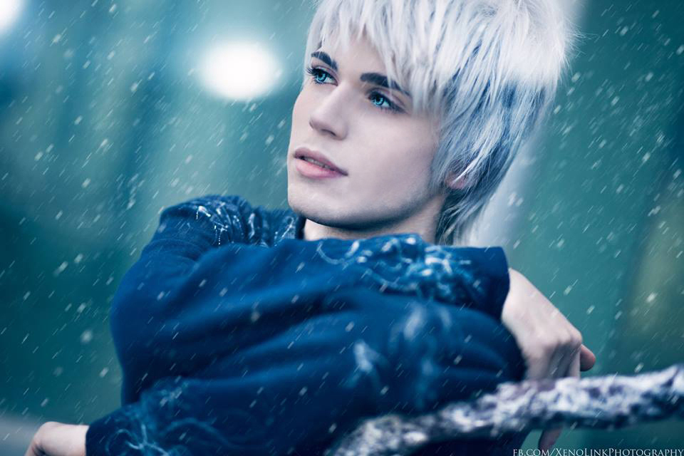 Jack Frost Scared Jack Frost Cosplay Rise of