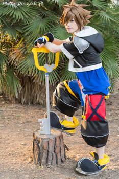 Sora Cosplay - Kingdom Hearts 2 - Hero Of Light