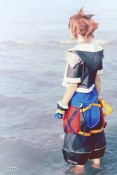 Sora Cosplay - Kingdom Hearts 2 - New Game by DakunCosplay