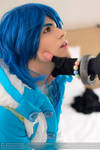 Aoba And Mink Cosplay - Power And Control - DMMD